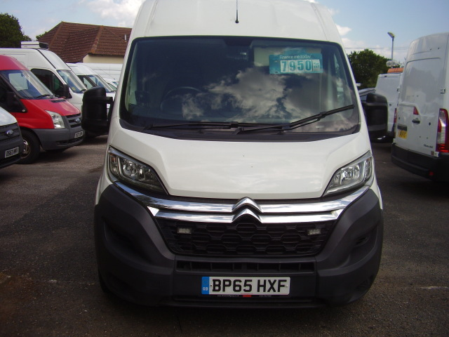 2015 (65) CITROEN RELAY 35 L3H2 £7,950.00 ENTERPRISE HDi