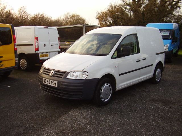 10 (60) VOLKSWAGEN CADDY 69PS SDi £6,250.00 42,000 miles, service history