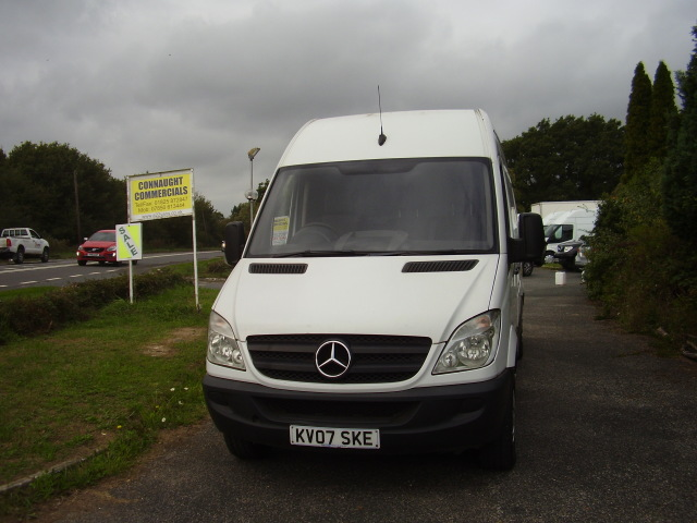 2007 MERCEDES SPRINTER 311 CDi £4,250.00 long wheelbase