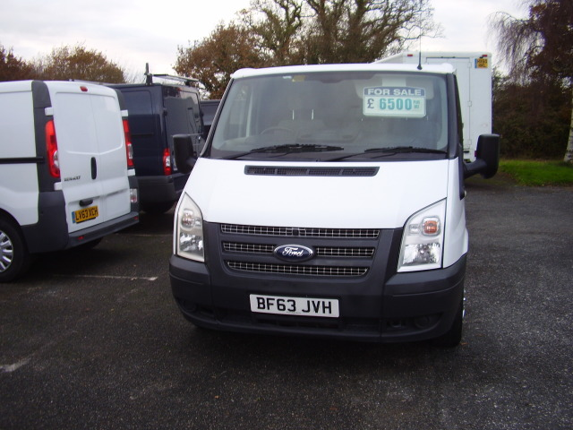 2013(63) TRANSIT 100 T260 £6,500.00 2198cc, 6 speed 79,000 miles
