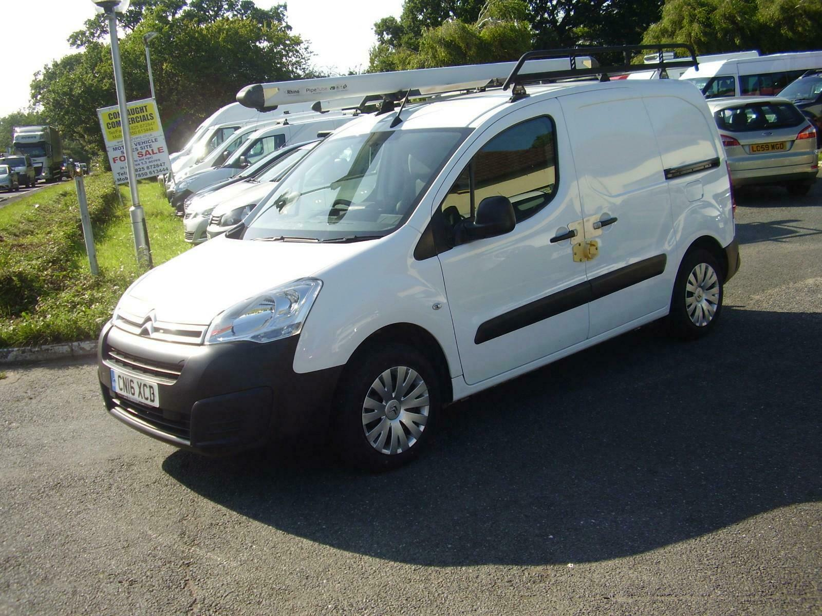 2016(16) CITROEN BERLINGO 625 ENTERPRISE £5,950.00 HDi 1560cc